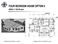 FOUR BEDROOM HOUSE OPTION 3